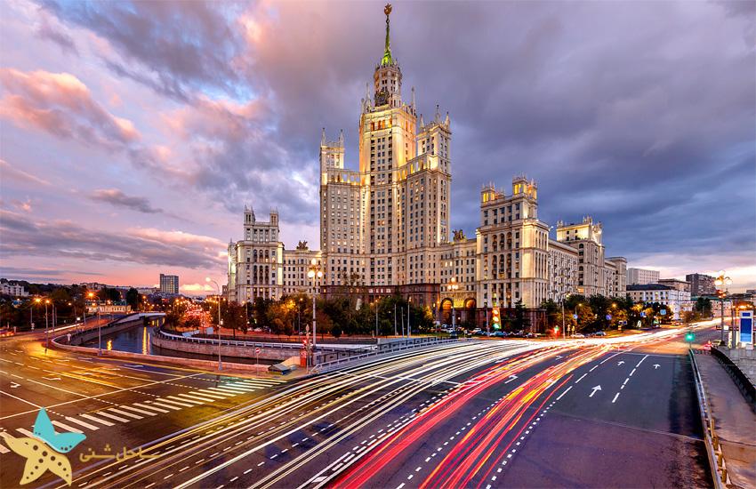 تور روسیه | تور مسکو