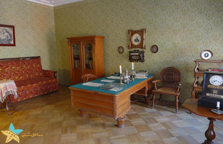 موزهی داستایوفسکی