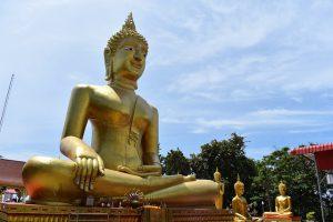 مجسمه بودای بزرگ پاتایا