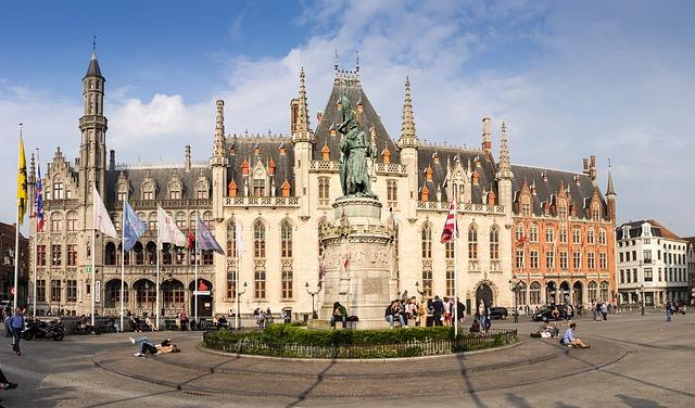 ویزای شینگن بلژیک | ویزای بلژیک