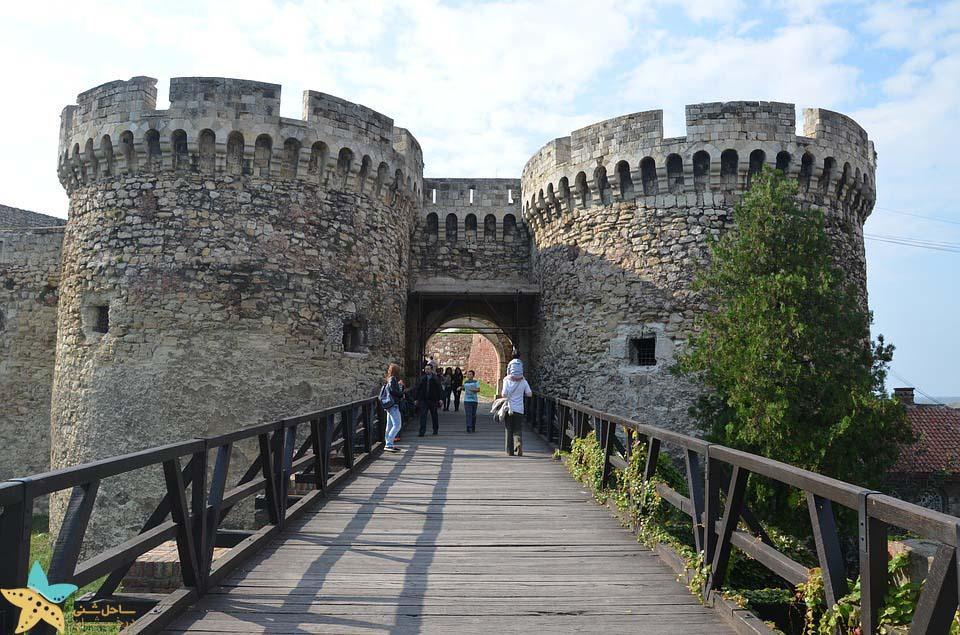 بلگراد - قلعه کالمگدان