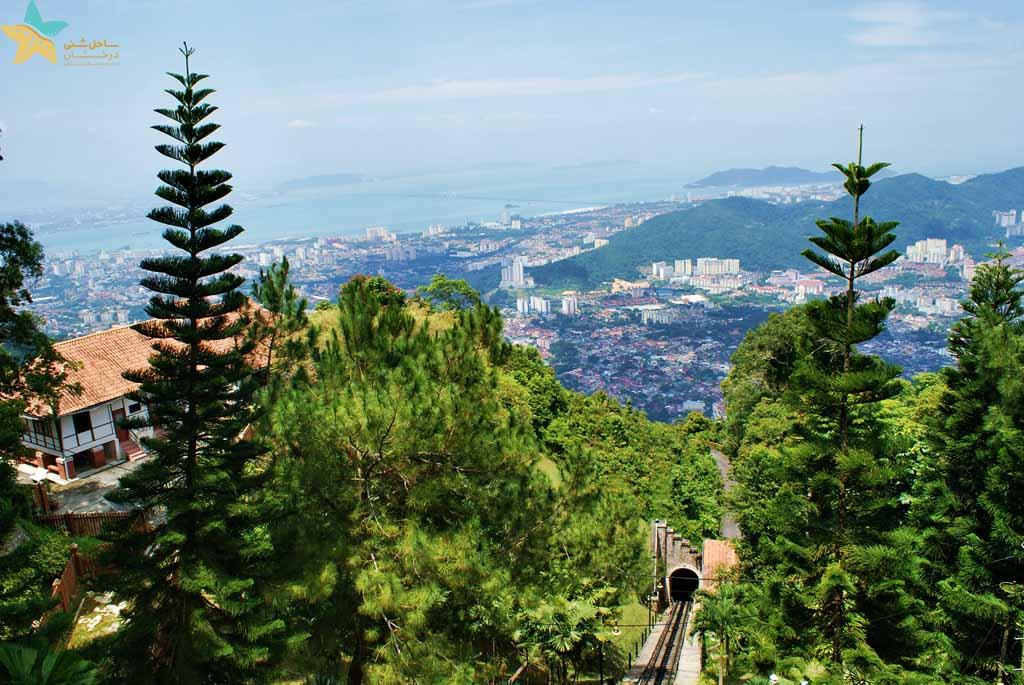 تپه پنانگ - مالزی