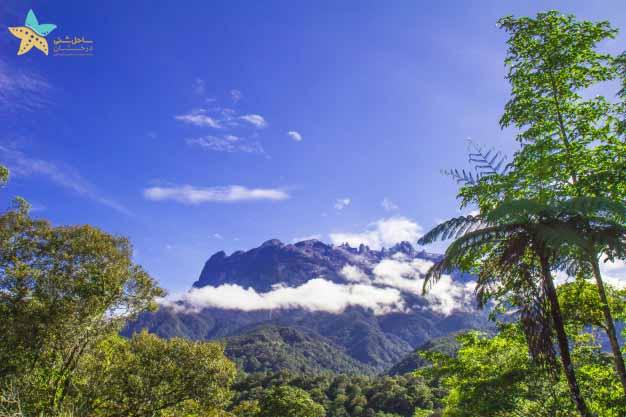 جاذبه های گردشگری مالزی -کوه کینبالو