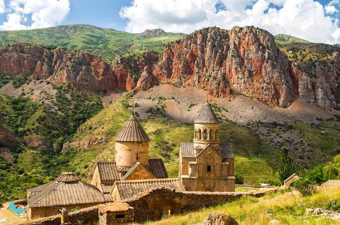 خور ویراپ - ارمنستان