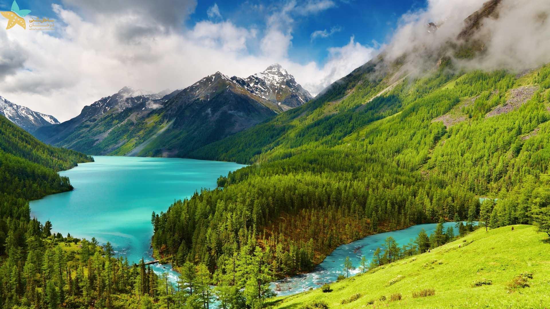 دریاچه بایکال - سیبری