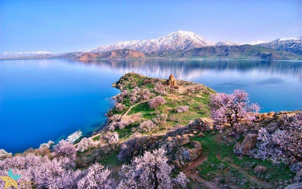 دریاچه سوان - جاذبه های گردشگری ارمنستان