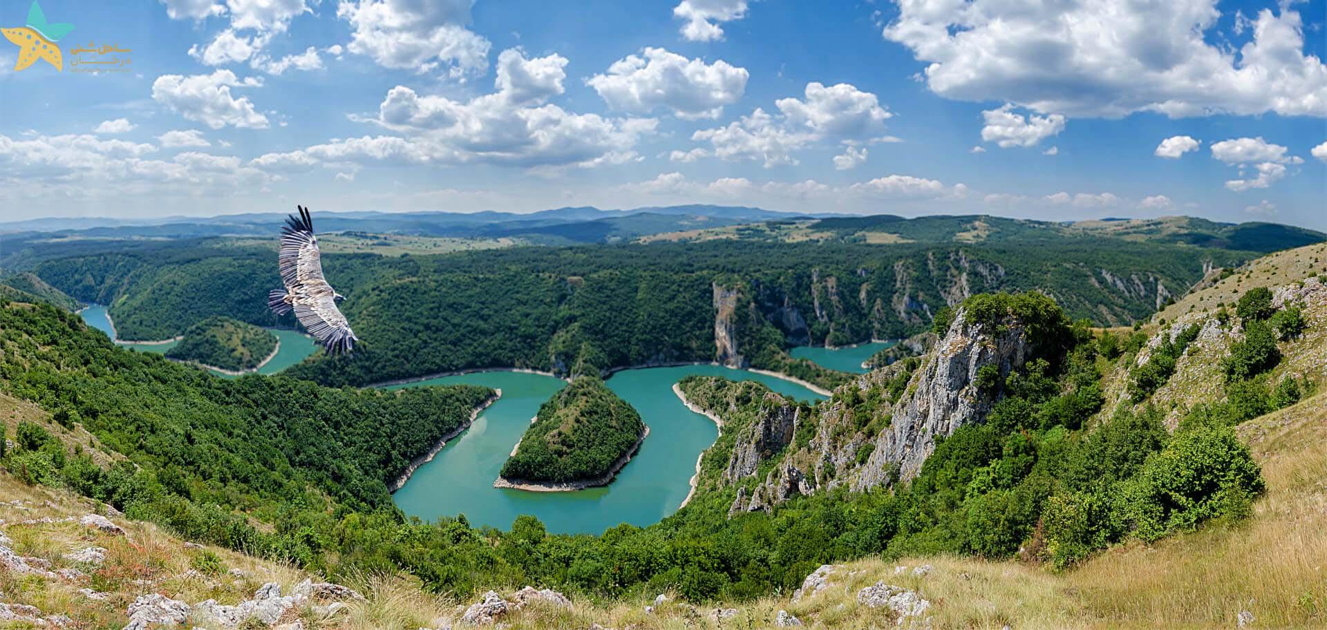 رود پیج اوواچ - جاذبه های گردشگری صربستان