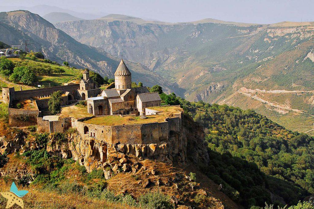 صومعه تاتو - ارمنستان