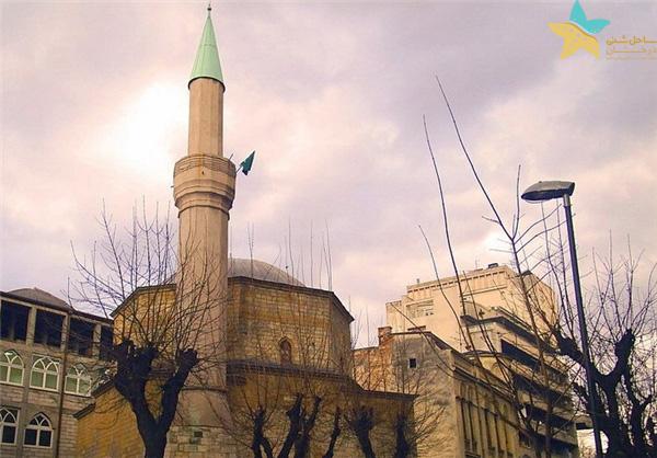 مسجد بایراکلی - بلگراد