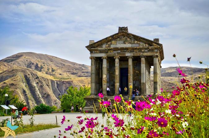 معبد گارنی - جاذبه های گردشگری ارمنستان