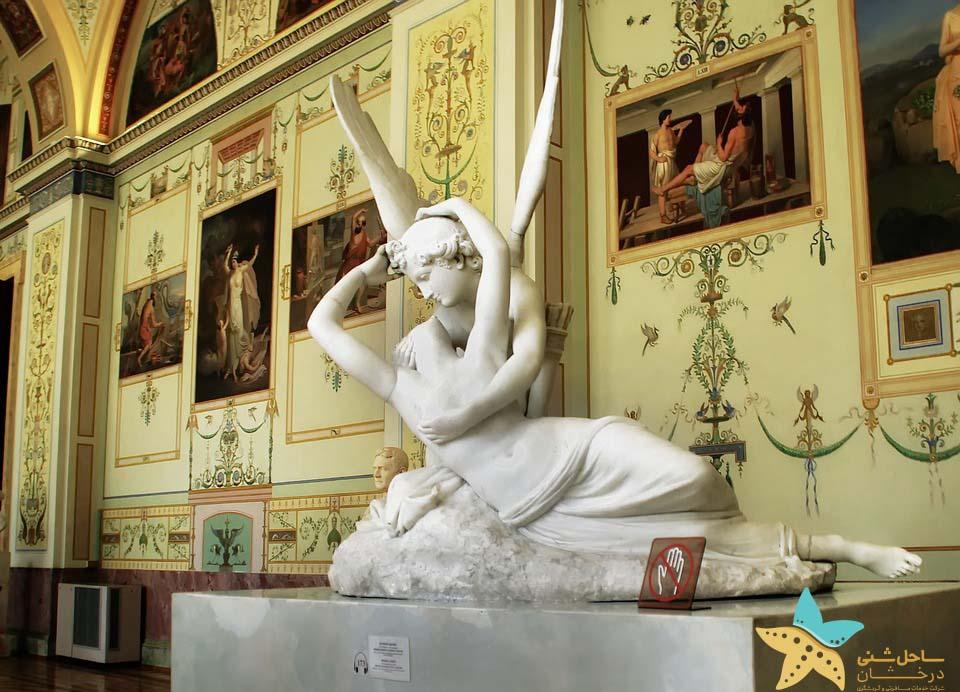 موزه ملی هرمیتاژ - سنت پترزبورگ 2
