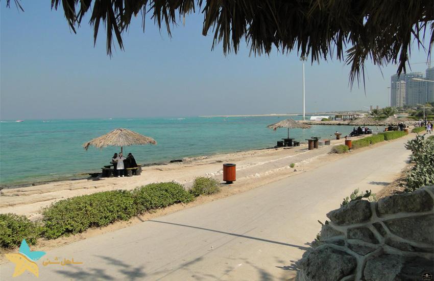 پارک تفریحی ساحلی مرجان