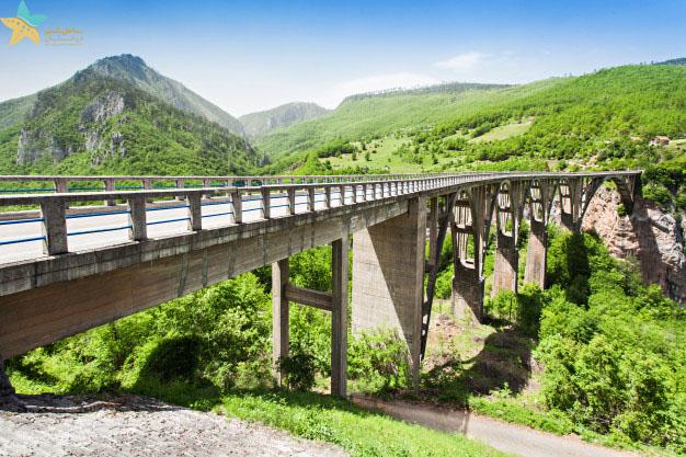 پل تارا - جاذبه های گردشگری صربستان