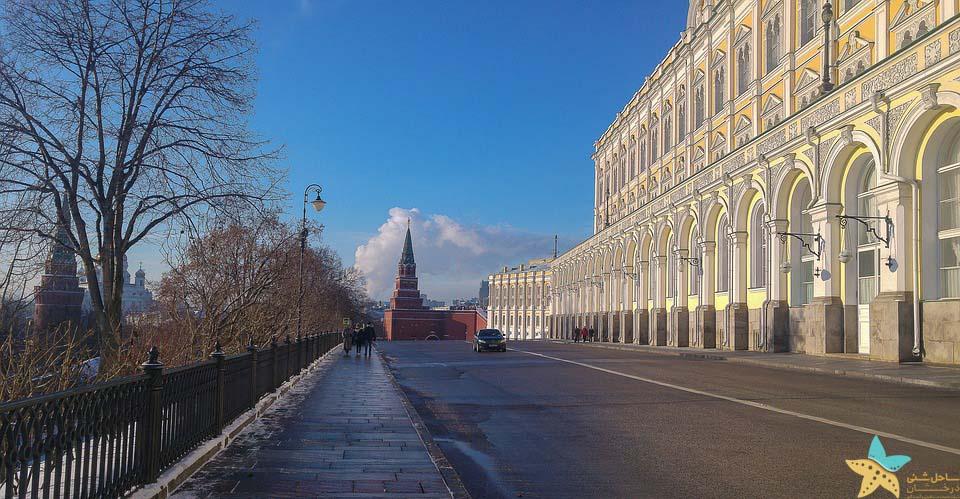 کاخ کرملین ، مسکو