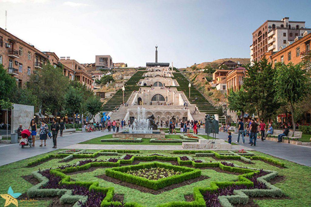 سالن اپرا ایروان - ارمنستان