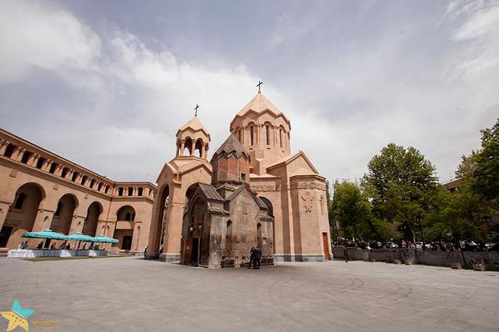 ایروان - جاذبه های گردشگری ارمنستان