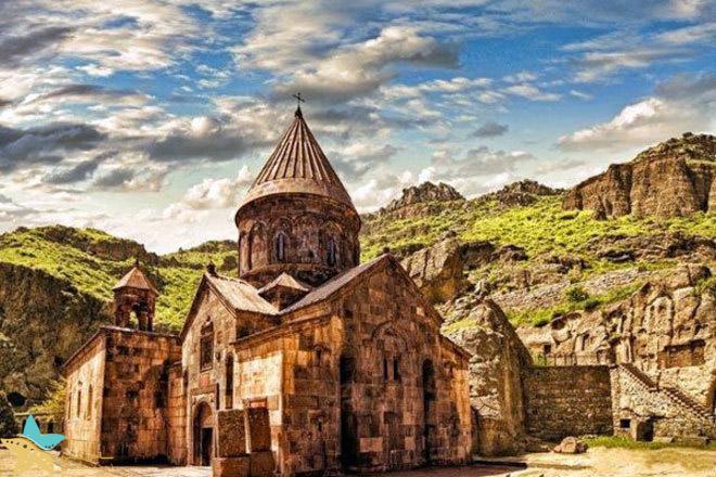گغارد - جاذبه های گردشگری ارمنستان