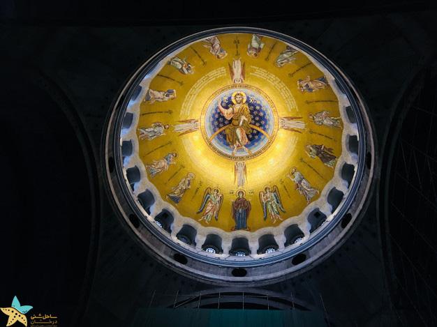 گنبد کلیسای سنت ساوا - بلگراد