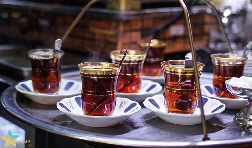 کافههای بازار بزرگ استانبول