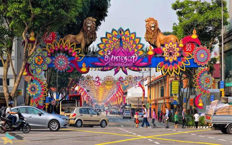 هند کوچک | تور سنگاپور