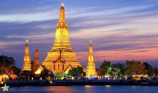 نگاهی به معبد وات آرون | عیانگر شکوه بودیسم