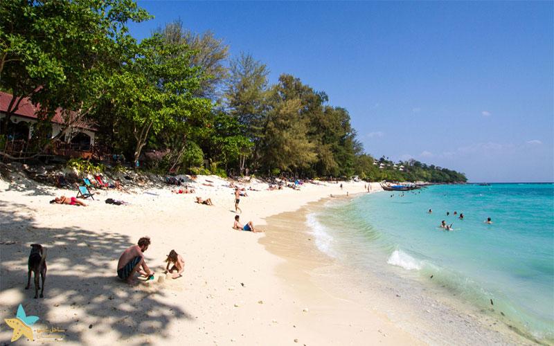 گشتوگذاری در جزایر فی فی | بهشت تایلند