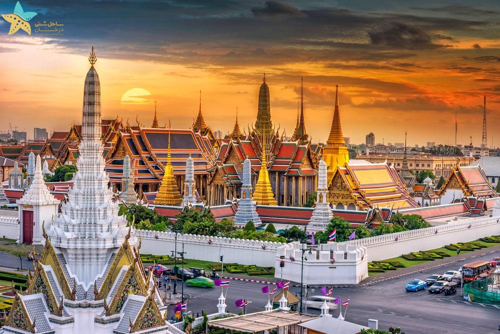 جاذبه های گردشگری تایلند -بانکوک