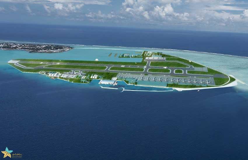 فرودگاه ابراهیم نصیر ماله | تور مالدیو