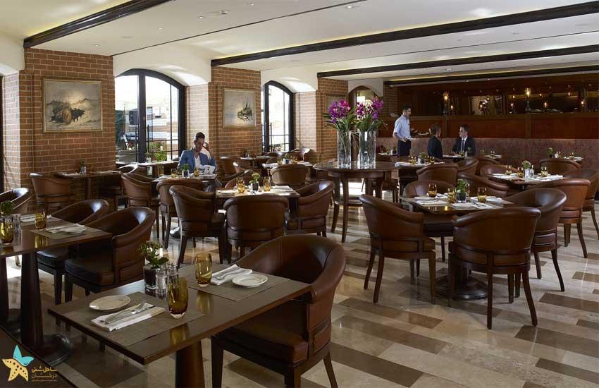 رستوران هتل دیوان استانبول