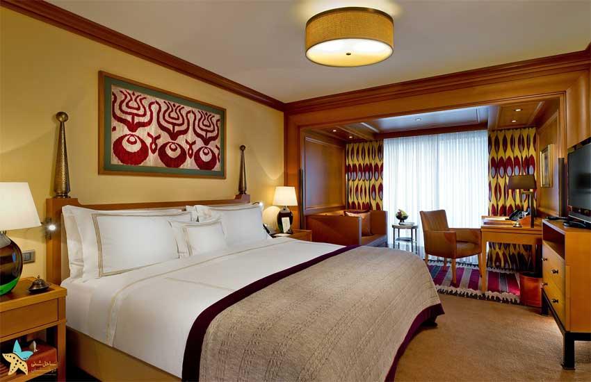 درون اتاقهای هتل دیوان