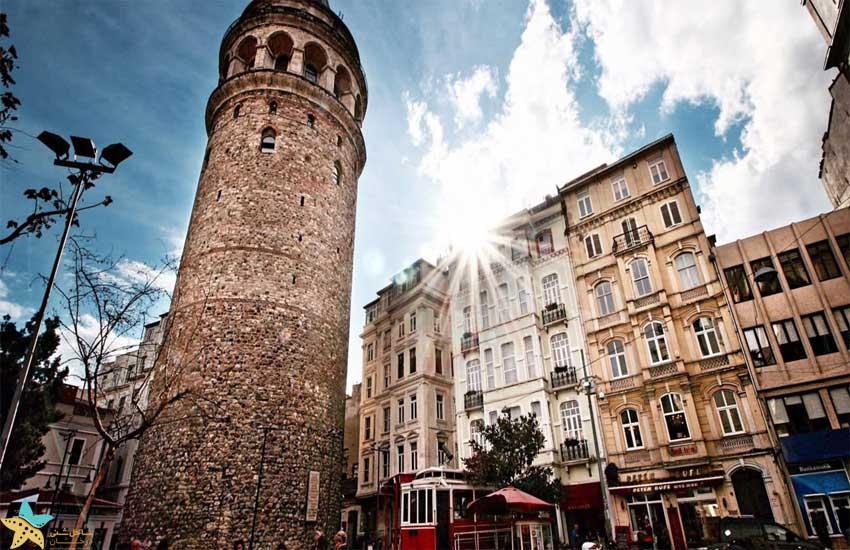برج گالاتااستانبول