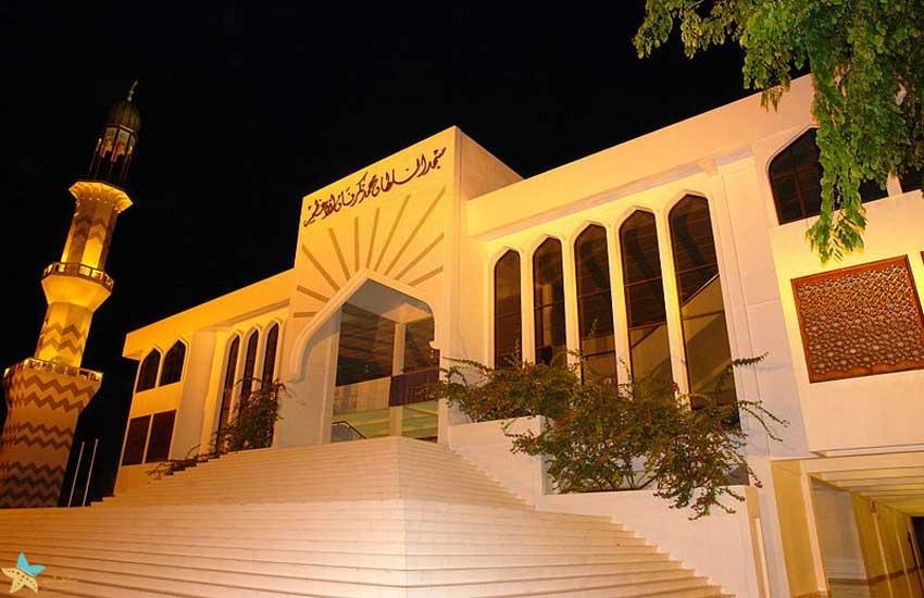 مسجد جامع ماله