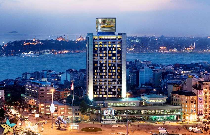 هتل مارمارا