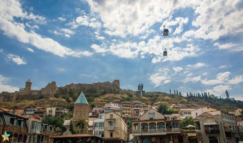 تله کابین قلعه