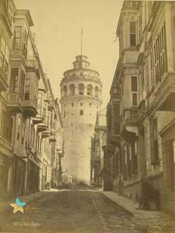 نگاهی کامل به برج گالاتا