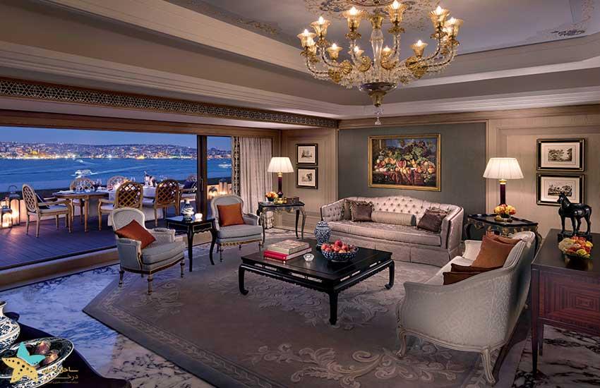 هتل شانگری لا بسفر
