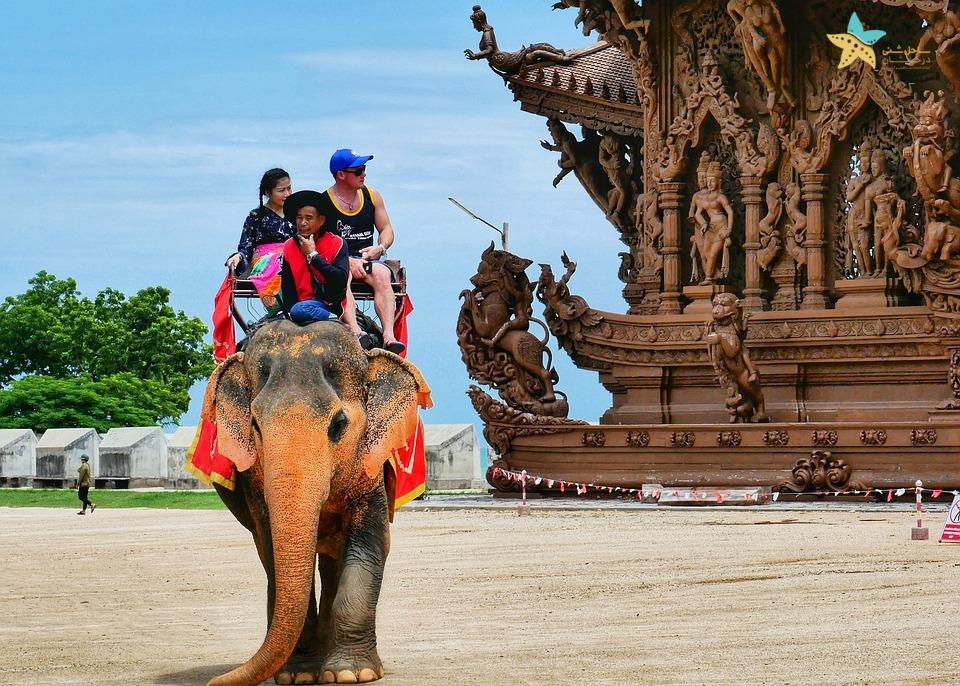 مجسمه بودای خوابیده -تایلند