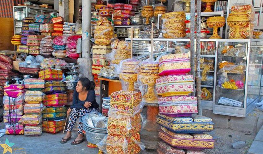 بازار هنر Sukawati
