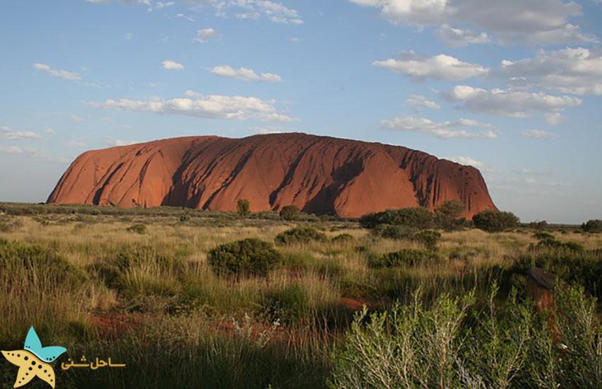 جاذبههای گردشگری استرالیا