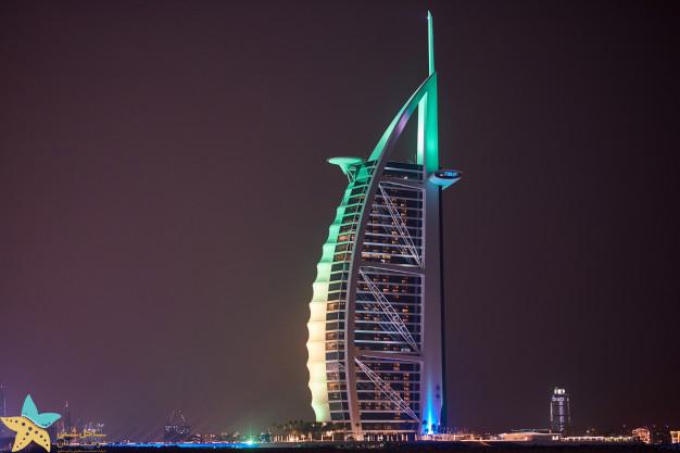 برج العرب - جاذبه های گردشگری دبی