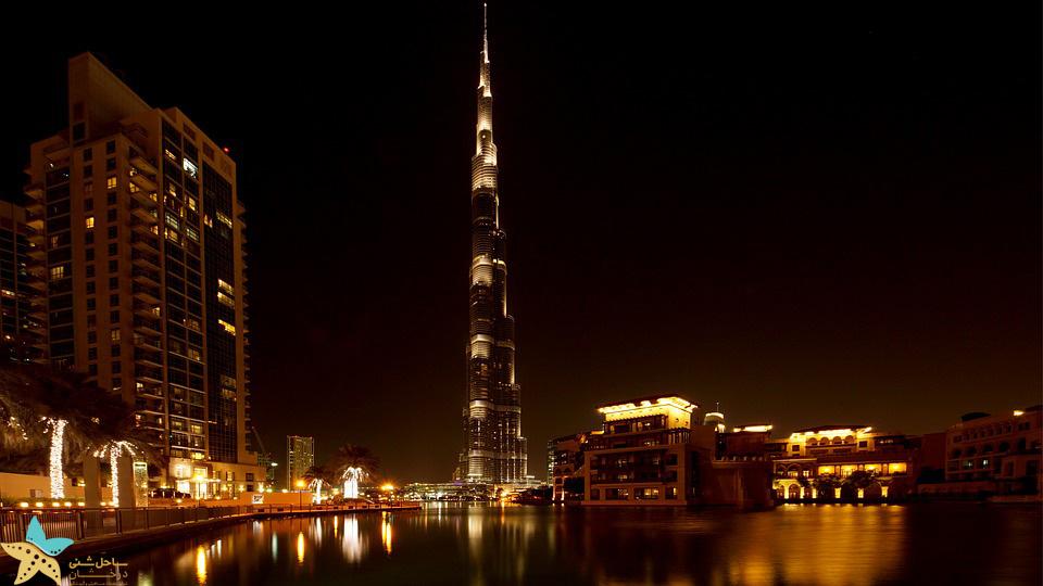 برج خلیفه - جاذبه های گردشگری دبی