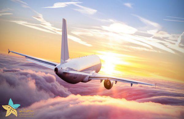 بلیط هواپیما مشهد