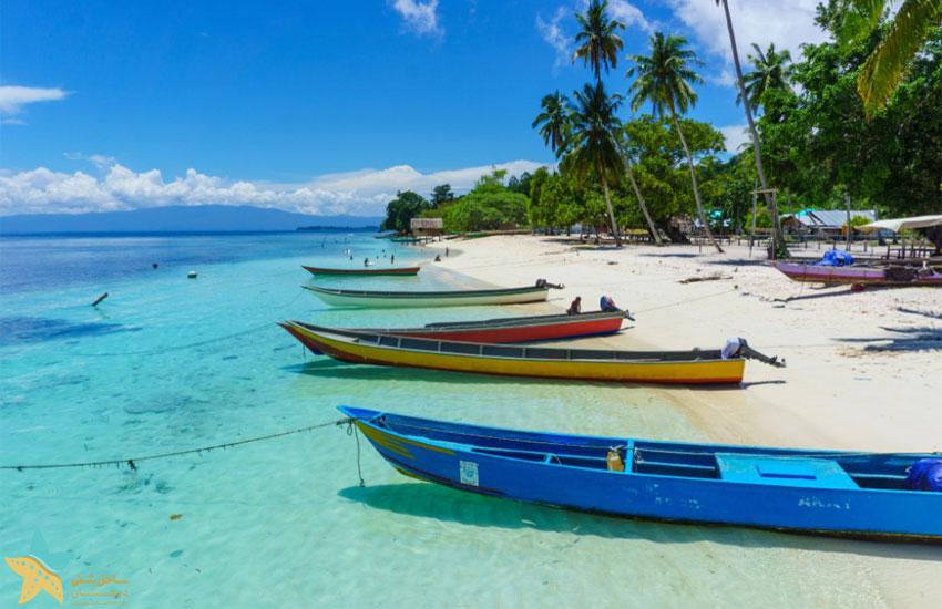 جزیرهی Kri