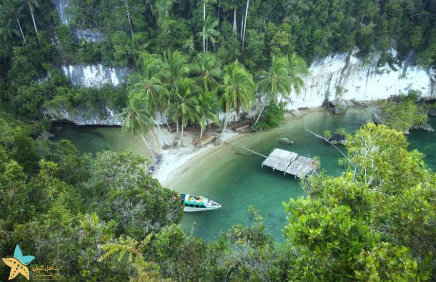 جزیرهی Waigeo