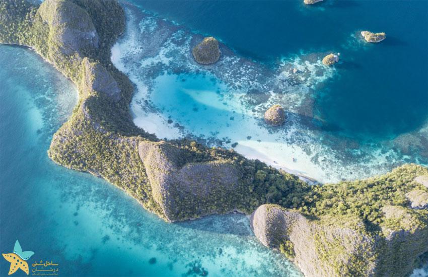 جزیرهی Wayag
