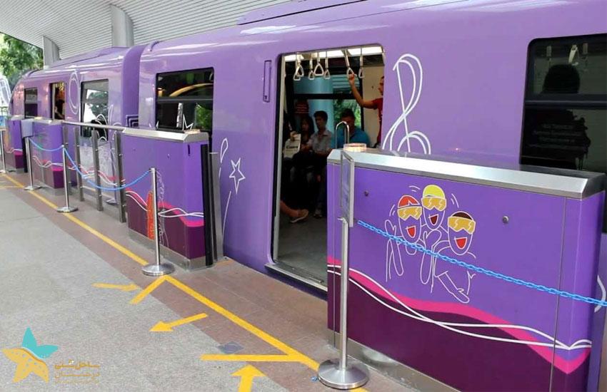 مترو شهربازی یونیورسال سنگاپور