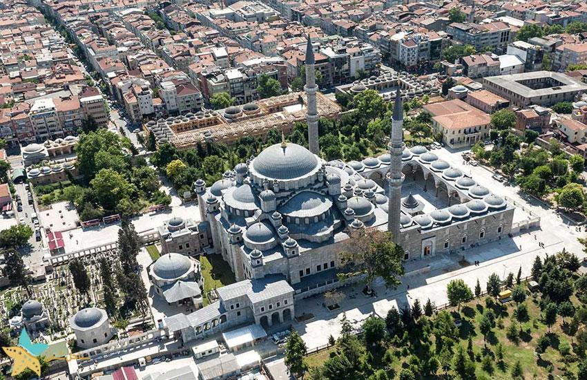 مسجد فاتح استانبول