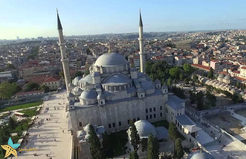مسجد فاتح استانبول | مسجد فاتح استانبول