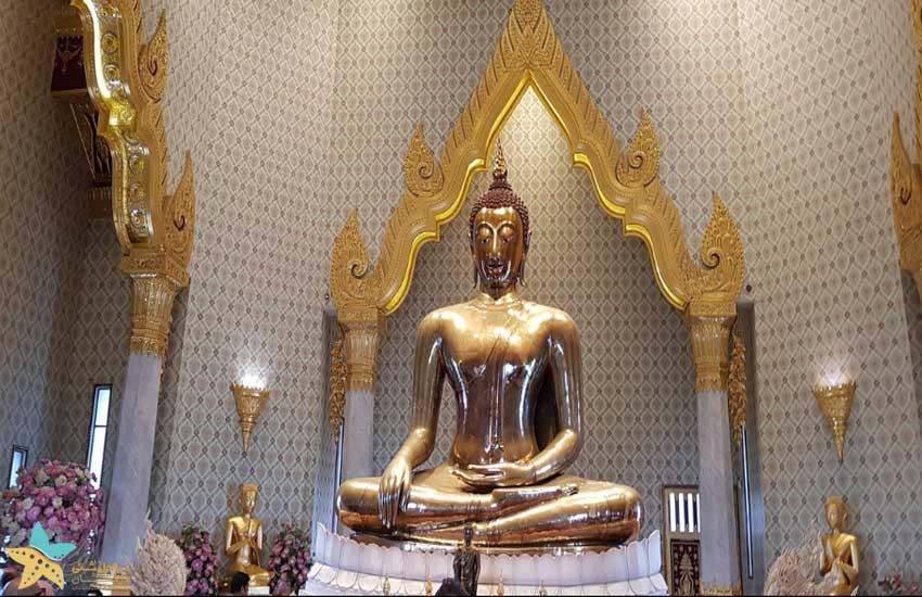 معبد وات فو بانکوک