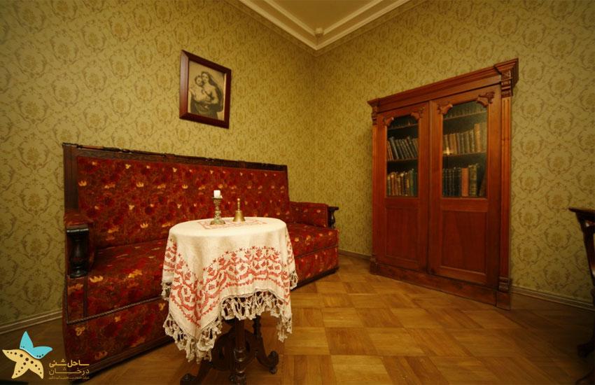خانه داستایوسکی